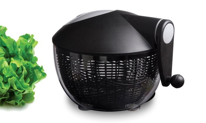 Starfrit Salad Spinner: Starfrit Salad Spinner. Free Returns.