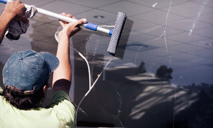 Clarity Window Cleaning - Northeast: Interior and Exterior Cleaning of 15 or 25 Windows from Clarity Window Cleaning (Up to 65% Off)
