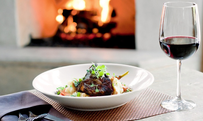 Sienna - Empire Ranch Village: $60 for a Three-Course New-American Dinner with Drinks for Two
