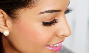 Pure Elegance Day Spa: One Full Set of Custom Eyelashes Plus One Fill at Pure Elegance Day Spa (Up to 67% Off)