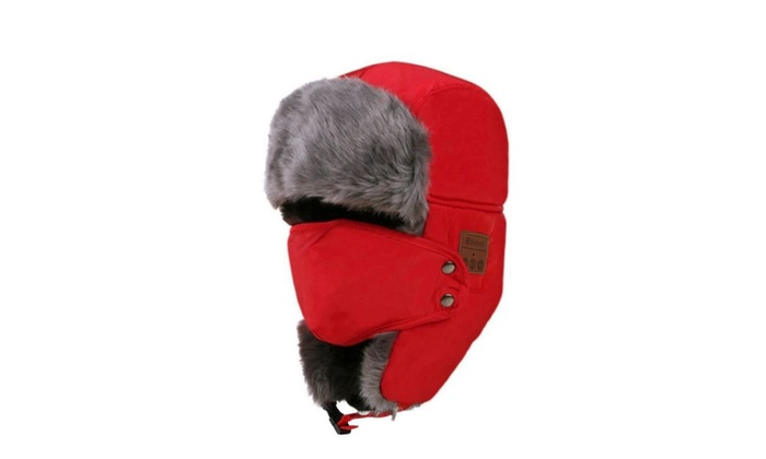 945fb327382 Up To 55% Off on Bluetooth Fur Winter Hat