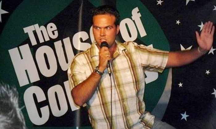 Book-A-Comic - St Catharines-Niagara: $999 for a 45-Minute, On-Location Performance by a Standup Comic from The House of Comedy ($2,500 Value)