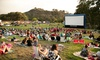 Up to 27% Off Outdoor Movie Ticket at Street Food Cinema