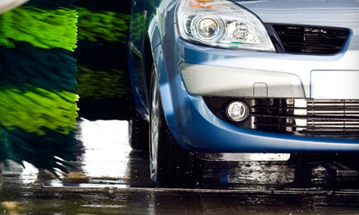 The Gas Stop - Sioux Falls: $28 for 10 Premium Car Washes at The Gas Stop ($56 Value)