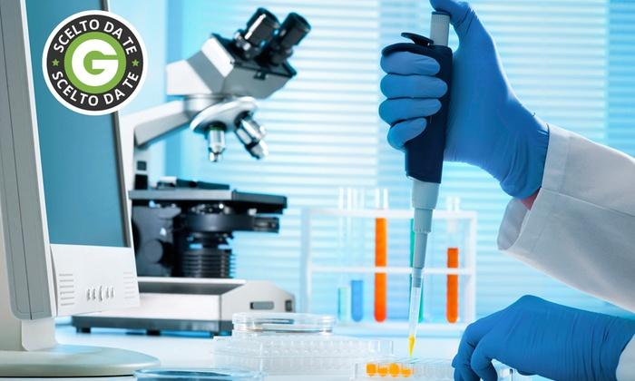 Laboratorio Analisi Chimico Clinico Batteriologico Sardo - Laboratorio Analisi Clinico Chimico Battereologico: Analisi di sangue e urine con in più esami per prostata e tiroide da 29 €