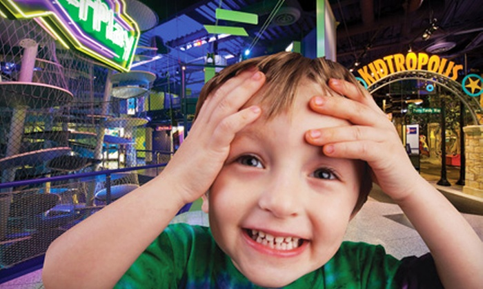 Children's Museum of Houston - The Museum District: Museum Outing for Two or Four to the Children's Museum of Houston (Up to 50% Off)
