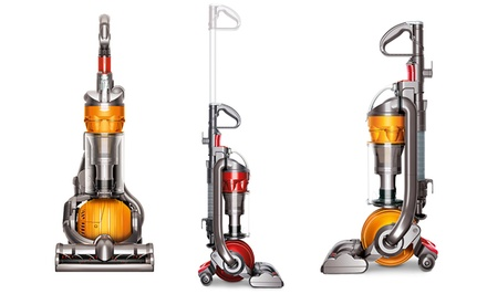 Dyson DC24 Upright Vacuum with Technology for Multifloor or Animal Cleaning (Refurbished)