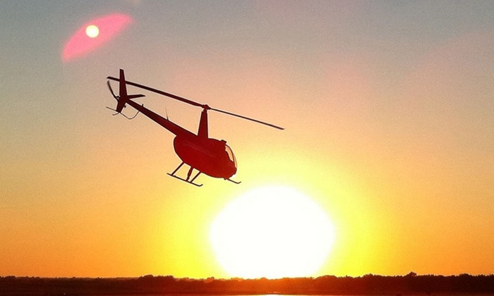 Timberview Helicopters - Atlanta: $149 for an Introductory Helicopter-Flying Lesson at Timberview Helicopters ($299 Value)