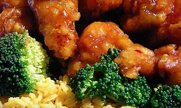Chopstick - North Brunswick: $12 for $25 Worth of Asian Cuisine at Chopstick