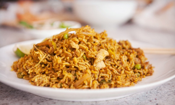 New China Town - Broadmoor Square: $10 for $20 Worth of Chinese Food at New China Town
