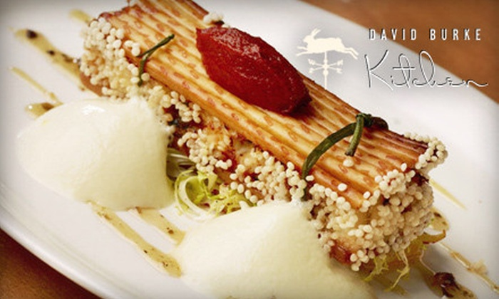 David Burke Kitchen - SoHo: $39 for Lunch or Brunch for Two with Appetizers, Entrees, and Desserts at David Burke Kitchen (Up to $96 Value)