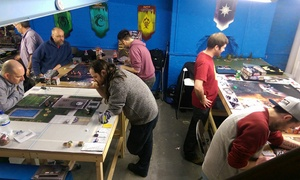 Lvl Up Gaming: Gaming Model Painting Academy for One or Two at Lvl Up Gaming