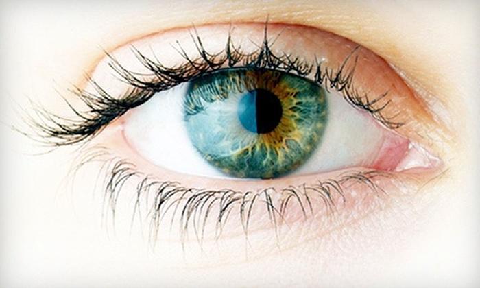 International EyeCare Laser & Lifestyle Center - Memorial: $2,499 for Laser Eye Surgery at International EyeCare Laser & Lifestyle Center ($5,000 Value)