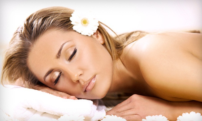 Studio Within Salon & Spa  - Lakeview: Spa Day, Massage and Facial Package, or 60-Minute Massage at Studio Within Salon & Spa (Up to 57% Off)