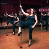 Up to 54% Off Pole-Dancing Classes