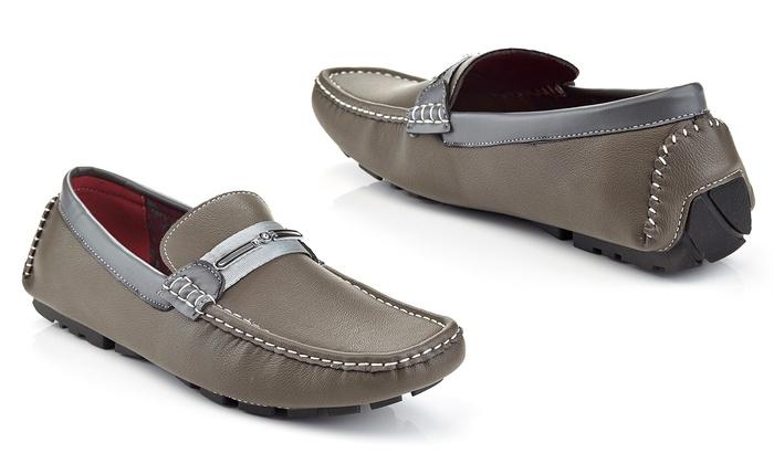 Franco Vanucci Men's Driver Shoes (Size 8.5)