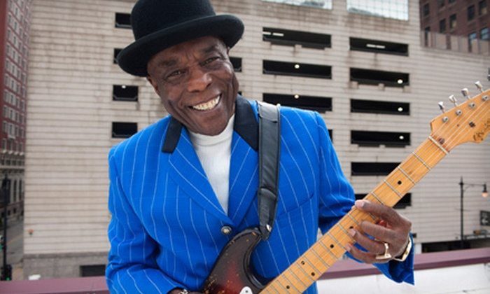 Buddy Guy and Jonny Lang - Saint Charles: Buddy Guy and Jonny Lang Blues Concert at Family Arena on Friday, September 14, at 7:30 p.m. (Up to 52% Off)