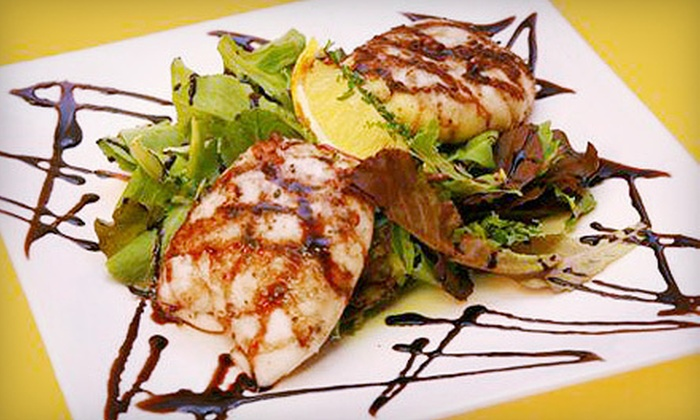 Casa Vostra - Multiple Locations: Italian Cuisine for Two at Casa Vostra (Up to Half Off)