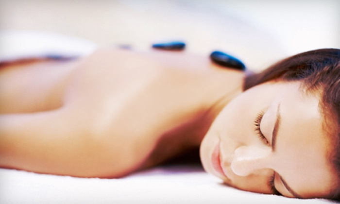 Intuitive Touch Massage by Jacqueline Magaletta - Intuitive Touch Massage located inside Salon Nikole and Spa: Hot-Stone Massages and Reiki Treatments at Intuitive Touch Massage by Jacqueline Magaletta (Up to 48% Off)