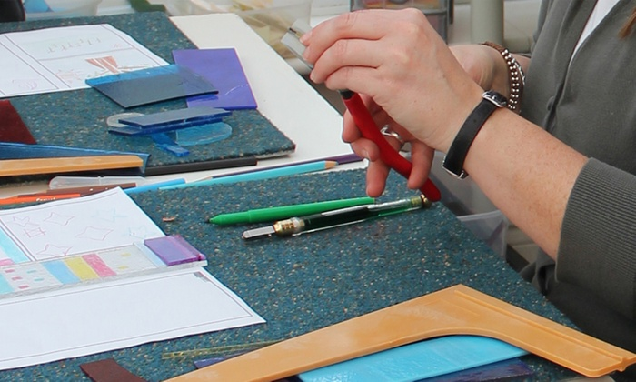 Montages - Earley: Fused Glass Course With Refreshments from £19 at Montages (Up to 65% Off)