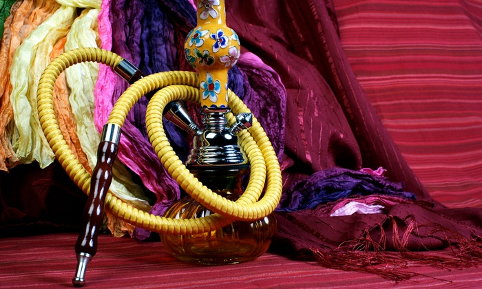 Electric Haze - Green Island: Hookah at Electric Haze (57% Off). Two Options Available.