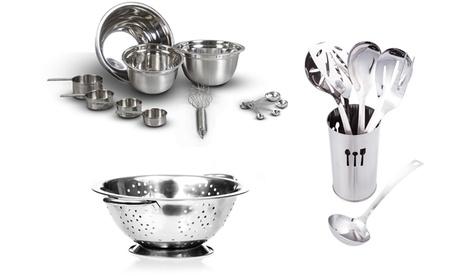 Stainless Steel Kitchen Prep Set (20-Piece) 5f863fd2-196a-11e7-8198-00259069d868
