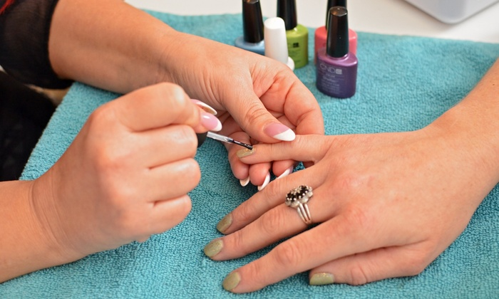 Beautiful Hair Design - Westport: One, Three, or Five Shellac Manicures and Regular Pedicures at Beautiful Hair Design (Up to 56% Off)