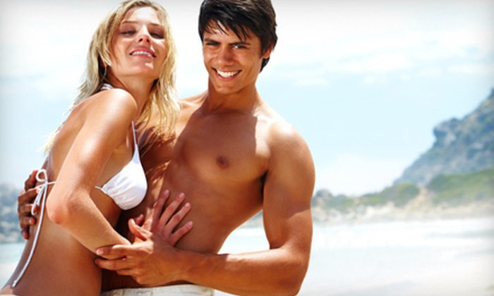 The Bronze Life - Downtown Mckinney: Two or Four Custom Full-Body Spray Tans at The Bronze Life (Up to 65% Off)
