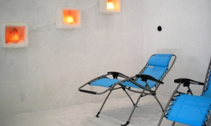OC Salt Therapy: Salt-Therapy Session for One or Two, or Three Salt-Therapy Sessions for One at OC Salt Therapy (Up to 66%Off)
