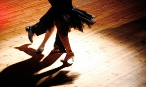 Arthur Murray Dance Studio: Two or Four Private Dance Lessons for an Individual or Couple at Arthur Murray Dance Studio (Up to 81% Off)
