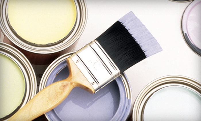 K.S. Painting Services - Dayton: Interior Painting for One or Two Rooms from K.S. Painting Services (Up to 55% Off)