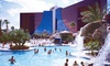 VooDoo Beach: The Pools at Rio Las Vegas - Paradise: Pool Day for Two with Optional Daybed Rental or VIP Cabana Rental for Four at The Pool at the Rio (Up to 65% Off)