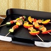 """15"""" x 11"""" Nonstick Electric Griddle"""