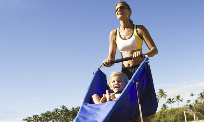 Baby Boot Camp - Northshore Of New Orleans - Multiple Locations: $34 for $75 for 1 month of UNLIMITED Baby Boot Camp STROLLFIT classes - Northshore of New Orleans