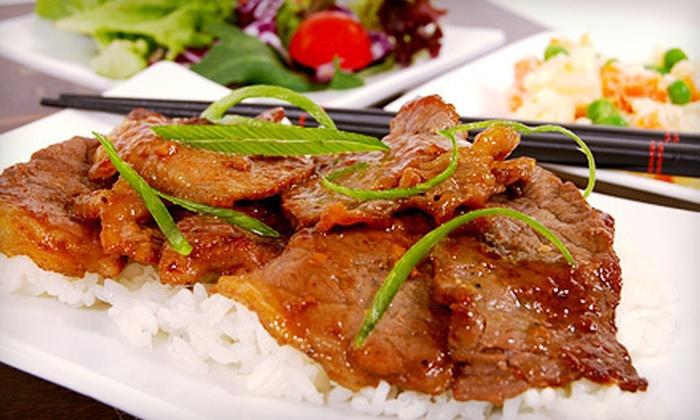 Commerce Gate Dynasty Cuisine - Thornhill: $29 for a Personalized Five-Entree Chinese Dinner at Commerce Gate Dynasty Cuisine (Up to $70 Value)
