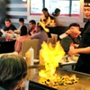 Up to 38% Off Asian Fusion and Hibachi at Gourmet Garden