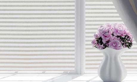 1, 2 o 4 adhesivos de privacidad para ventanas