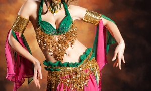 Brancee: Four or Eight Semiprivate Cardio Belly-Dance Classes at Brancee (Up to 76% Off)