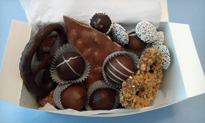 Chocolate Chocolate - Dupont Circle: Chocolate and Sweets at Chocolate Chocolate (50% Off). Two Options Available