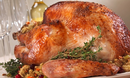 Thanksgiving Brunch for Two at Marco Polo's Restaurant at The Viana Hotel (Up to 43% Off).Two Options Available.