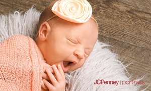 Up to 83% Off a Photo Shoot Bundle   at JCPenney Portraits, plus 6.0% Cash Back from Ebates.