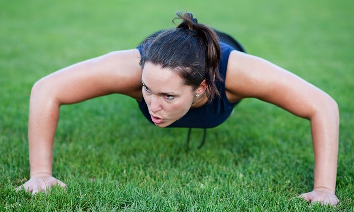 Everfit - Winnipeg: 10 Boot-Camp Classes or One Month of Unlimited Boot-Camp Classes at Everfit (Up to 54% Off)