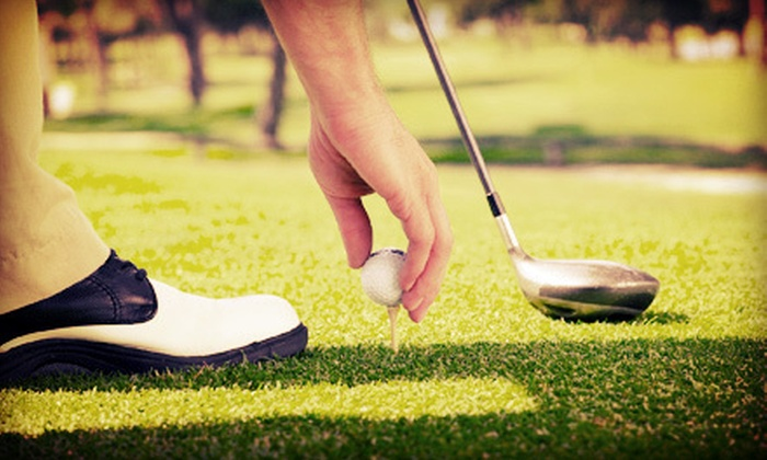 North Kent Golf Course - Northeast Grand Rapids: $19 for 18 Holes of Golf with Cart Rental at North Kent Golf Course (Up to $39 Value)