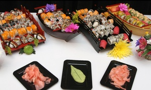 Besuto Sushi Bar: $13 for $20 Worth of Japanese Fusion Cuisine at Besuto Sushi Bar
