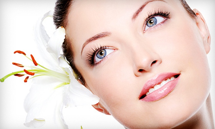 Naked Skincare & Waxing - Briarforest: $39 for a Oxygenating Trio or Detox-Gel Deep-Pore Facial Treatment at Naked Skincare & Waxing ($95 Value)