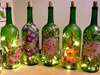 Up to 51% Off Bottle Painting Class at Make It Too