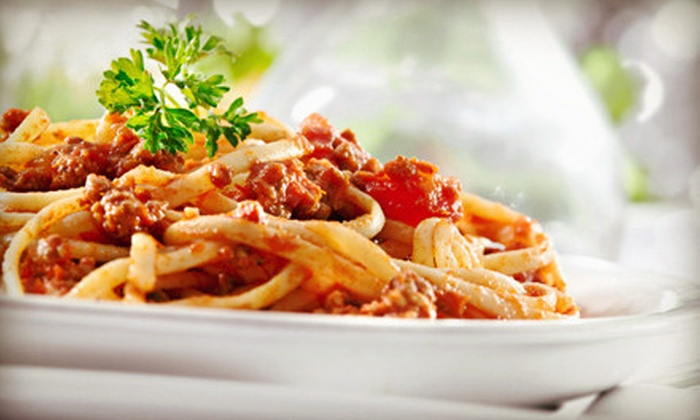 Italian Spoon - Camelback East: $10 for $20 Worth of Italian Food and Drink at Italian Spoon