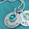 Half Off Hand-Stamped Silver Jewelry