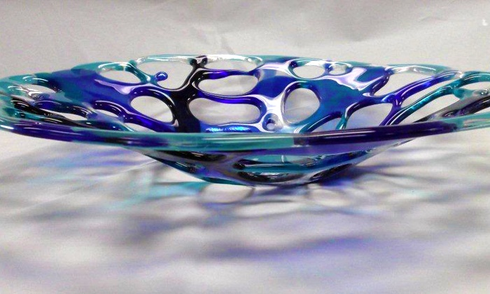 Artopia Studios Inc - Calgary, Alberta: Glass-Fusing Workshop for Two at Artopia Studios Inc. (Up to 50% Off)