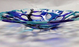 Artopia Studios Inc: Glass-Fusing Workshop for Two at Artopia Studios Inc. (Up to 50% Off)